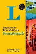 Langenscheidt Power Wörterbuch Französisch -