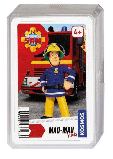 Feuerwehrmann Sam Mau-Mau -