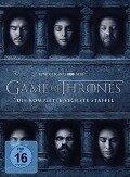 Game of Thrones - Die komplette 6. Staffel - George R. R. Martin