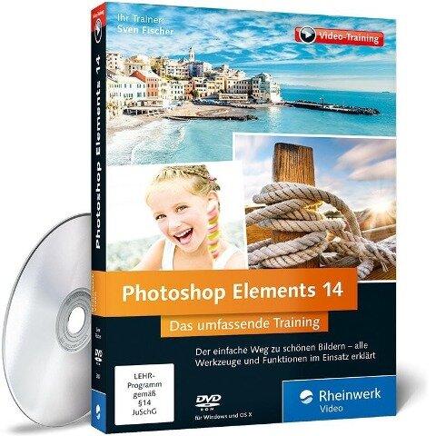 Photoshop Elements 14 - Sven Fischer