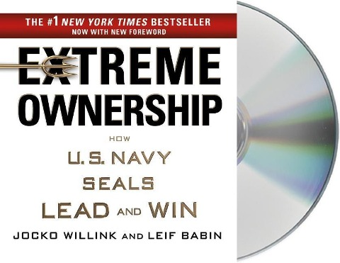 EXTREME OWNERSHIP CD - JOCKO WILLINK