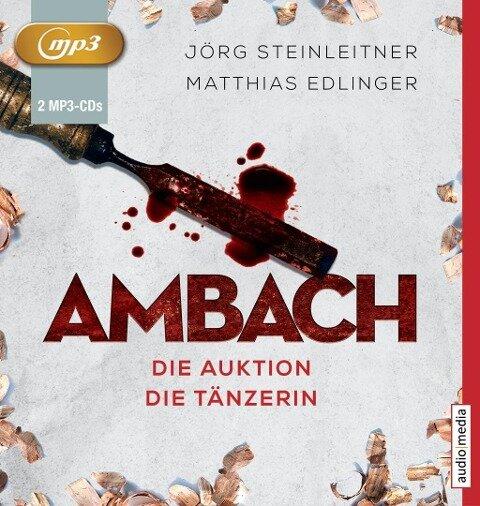 Ambach - Die Auktion / Die Tänzerin - Jörg Steinleitner, Matthias Edlinger