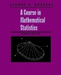 Course in Mathematical Statistics - George G. Roussas