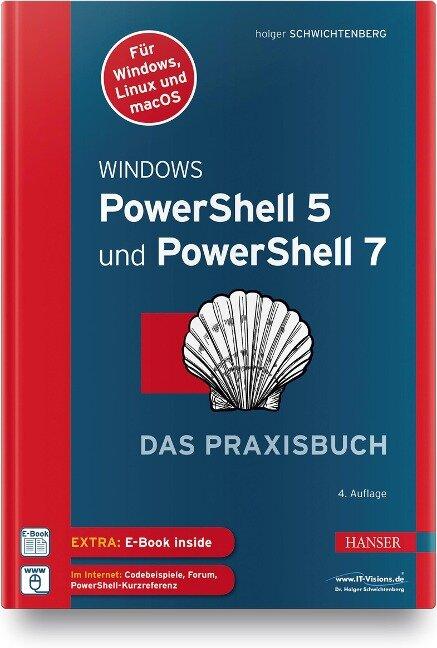 Windows PowerShell 5 und PowerShell 7 - Holger Schwichtenberg