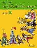 Die fröhliche Klarinette. Spielbuch 02 - Rudolf Mauz