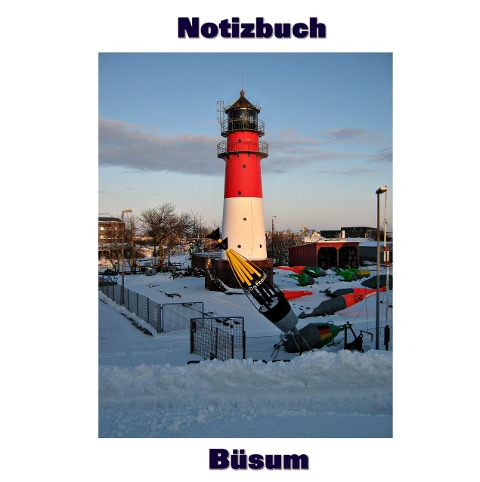 Notizbuch Büsum - Pierre Sens