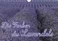 Die Farbe des Lavendels (Wandkalender 2018 DIN A4 quer) - Ralf-Udo Thiele
