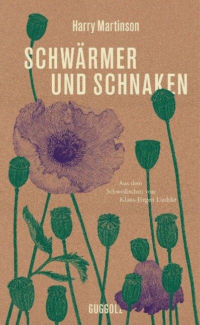 Schwärmer und Schnaken - Harry Martinson