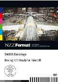 SWISS Backstage - Boeing 777 Ready for Take Off -