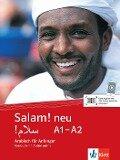 Salam! neu A1-A2. Kursbuch mit Audio-CD - Nicolas Labasque
