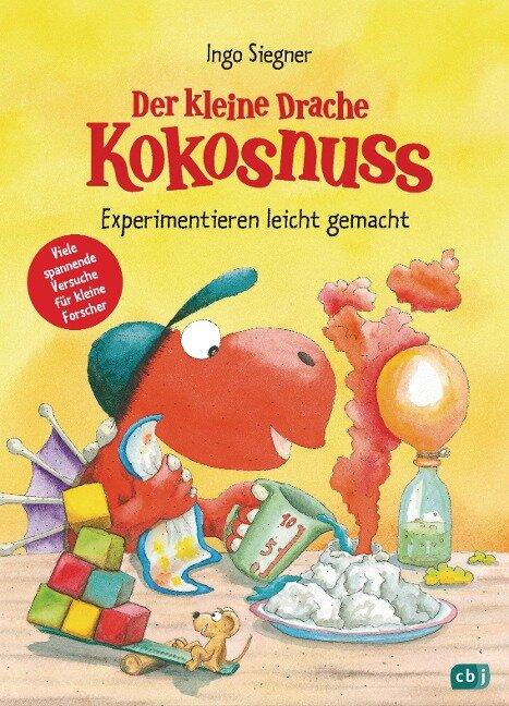Der kleine Drache Kokosnuss - Experimentieren leicht gemacht - Ingo Siegner