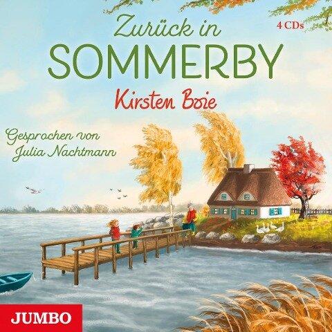 Zurück in Sommerby - Kirsten Boie