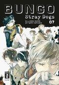 Bungo Stray Dogs 07 - Kafka Asagiri, Sango Harukawa
