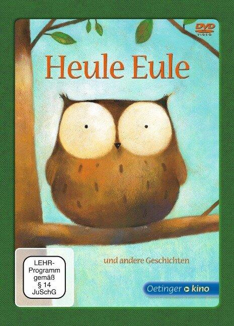Heule Eule und andere Geschichten (DVD) - Paul Friester