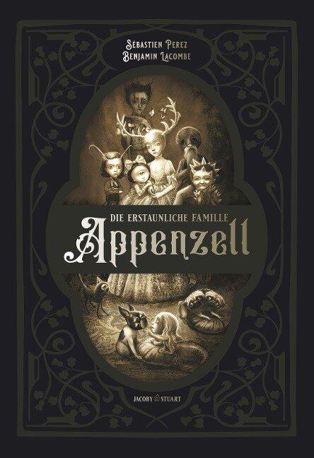 Die erstaunliche Familie Appenzell - Sébastien Perez