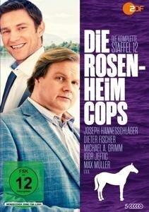 Die Rosenheim Cops - Nikolaus Schmidt, Rigobert Mayer, Andreas Föhr, Thomas Letocha, Bernd Schwamm
