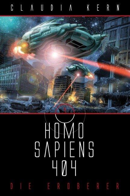 Homo Sapiens 404 Sammelband 4 - Claudia Kern