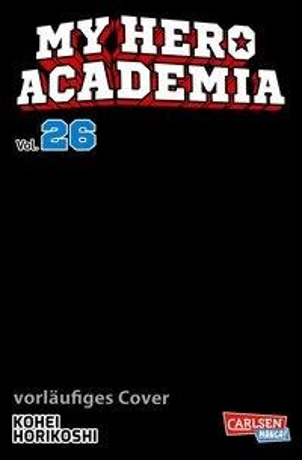 My Hero Academia 26 - Kohei Horikoshi