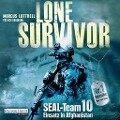 Lone Survivor - Marcus Luttrell, Patrick Robinson