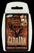Top Trumps Cthulhu -