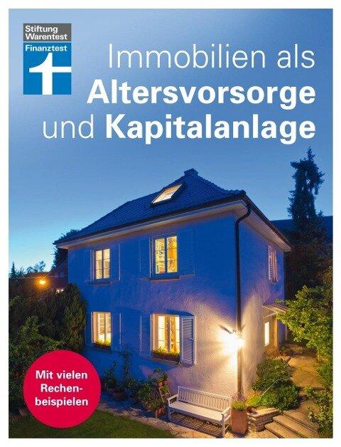 Immobilien als Altersvorsorge und Kapitalanlage - Nadine Oberhuber