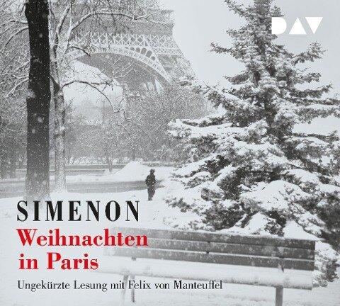 Weihnachten in Paris - Georges Simenon