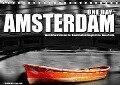 One Day Amsterdam (Tischkalender 2018 DIN A5 quer) Dieser erfolgreiche Kalender wurde dieses Jahr mit gleichen Bildern und aktualisiertem Kalendarium wiederveröffentlicht. - Ralf Wehrle Und Uwe Frank