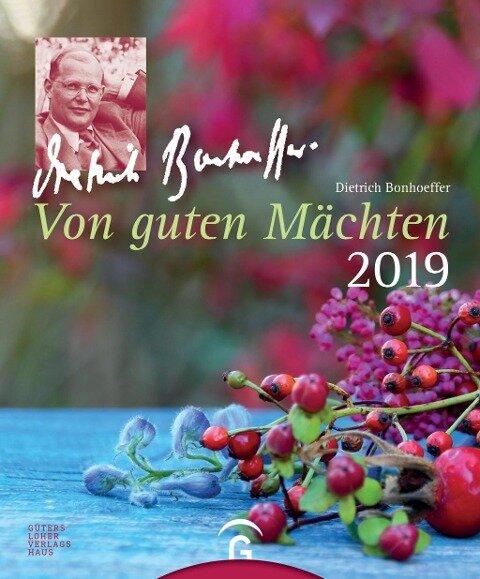 Von guten Mächten 2019 - Dietrich Bonhoeffer