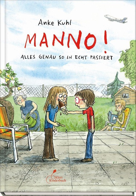 Manno! - Anke Kuhl