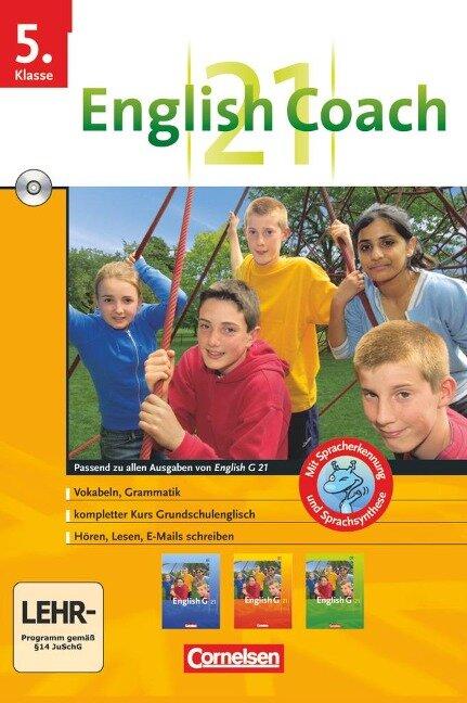English Coach G 21. Ausgaben A, B und D 1. Vokabelkartei interaktiv -