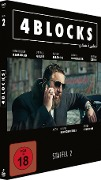 4 Blocks - Die komplette 2. Staffel (Episode 7-13) -