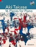 16 Pieces for Piano - Aki Takase