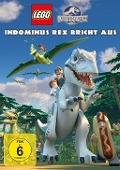 Lego Jurassic World - Indominus Rex bricht aus -