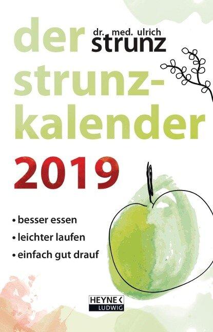 Der Strunz-Kalender 2019 - Taschenkalender - Ulrich Strunz