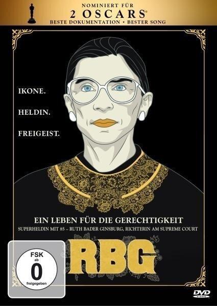 RBG - Ein Leben für die Gerechtigkeit -