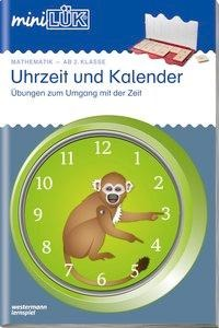 miniLÜK. Uhr und Kalender - Carla Knoll