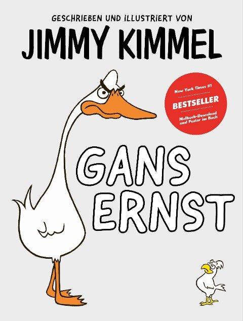 Gans Ernst - Jimmy Kimmel