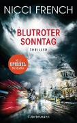 Blutroter Sonntag - Nicci French