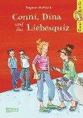 Conni & Co 10: Conni, Dina und das Liebesquiz - Dagmar Hoßfeld