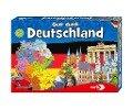 Quer durch Deutschland -