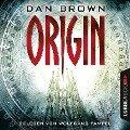 Origin - Robert Langdon 5 (Ungekürzt) - Dan Brown