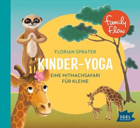 FamilyFlow. Kinderyoga - Florian Sprater