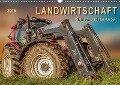 Landwirtschaft - Hightech und Handarbeit (Wandkalender 2018 DIN A3 quer) - Peter Roder