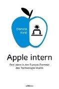 Apple intern - Daniela Kickl