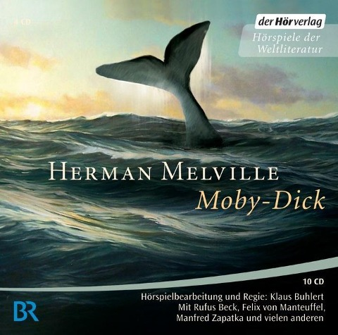 Moby-Dick oder Im Bann des Wals - Herman Melville