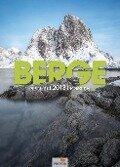 Berge 2018 Wandkalender -