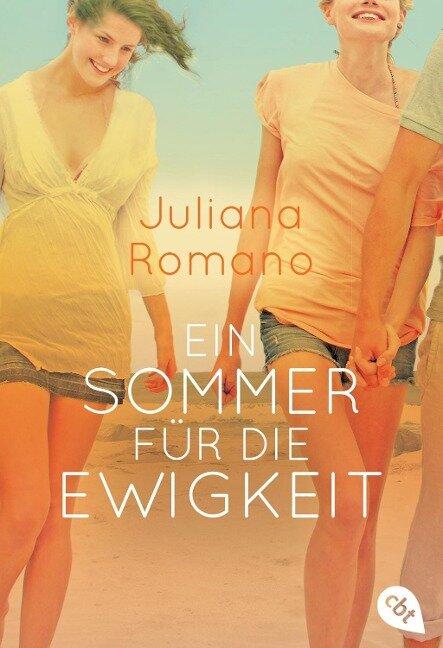 Ein Sommer für die Ewigkeit - Juliana Romano