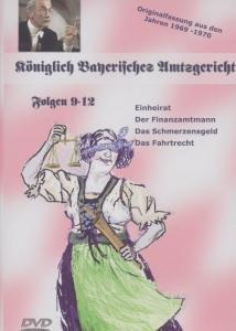 Folgen 9-12,Königlich Bayr.Amtsgericht - Königlich Bayerisches Amtsgericht 3