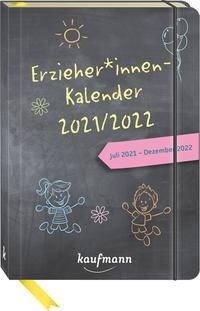 ErzieherInnenkalender 2021 / 2022 - Lena Buchmann