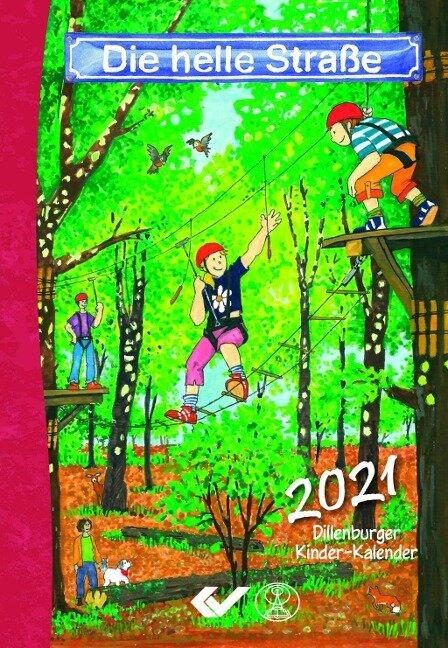 Die helle Straße 2021 Buchkalender -